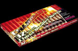 Black Celebration Cracker 32 shots