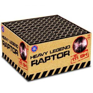 Heavy Legend Raptor Box
