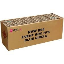 Event Blue Circle