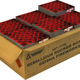 Rebellious Rocker Box