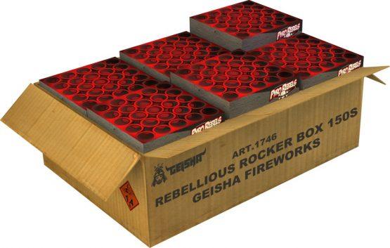 Rebellious Rocker Box